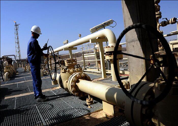 ثبت رکورد بازتولید گاز در منطقه عملیاتی سراجه قم