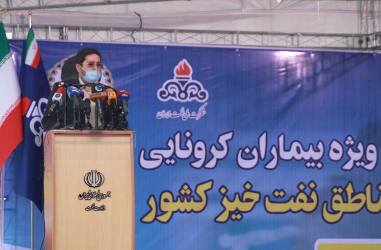 بابک دارابی، مدیر نظارت بر طرحهای عمرانی مناطق نفتخیز جنوب