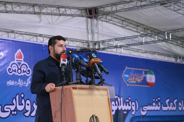 غلامرضا شریعتی، استاندار خوزستان