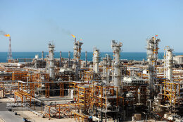 South Pars Gas Complex Yields 526k tons of sulfur in 10 Months
