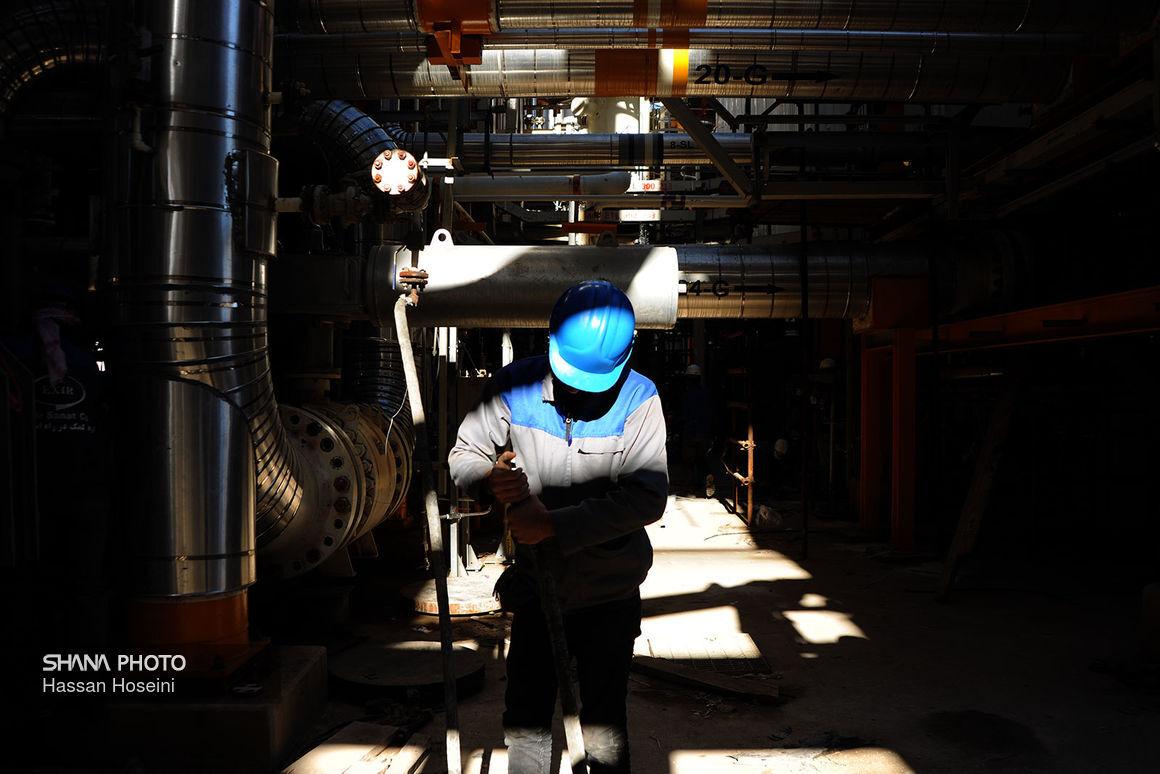 سازندگان ایرانی عمده تجهیزات صنعت گاز را تأمین میکنند