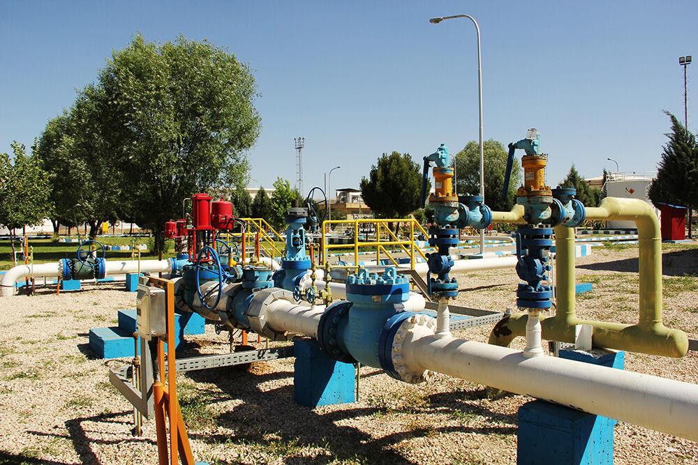 جابهجایی حدود ۹۳۰ میلیون لیتر مواد نفتی در خطوط لوله و مخابرات منطقه غرب