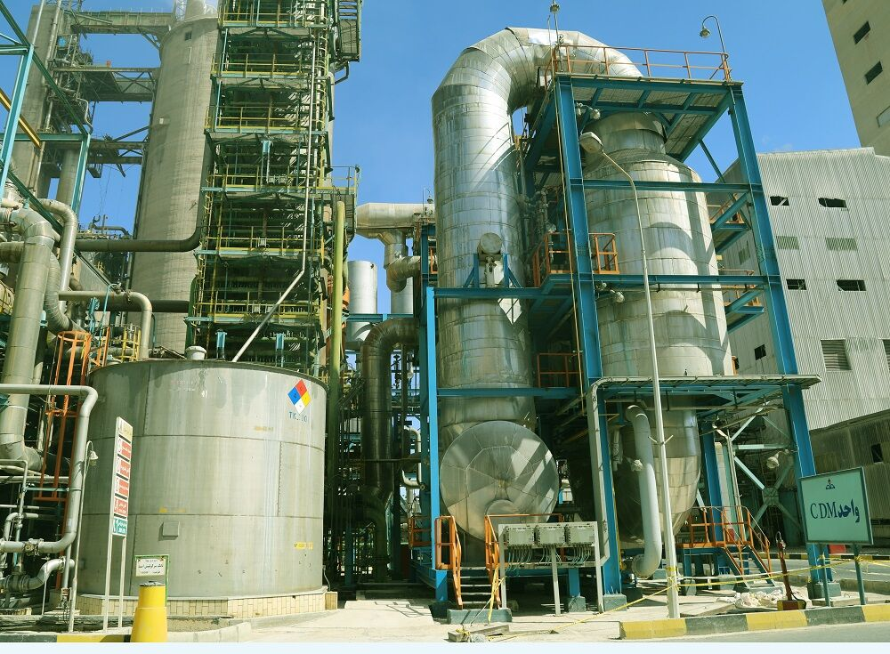 Shiraz Petrochemical Plant Receives Certificate for Reducing Carbon Emissions