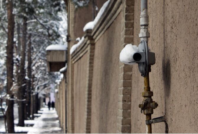 نصب بیش از ۱۲ هزار انشعاب گاز در اصفهان