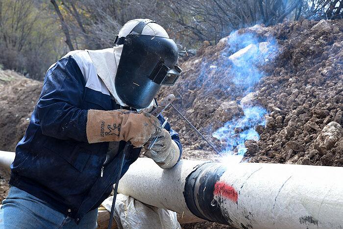 تداوم عملیات گازرسانی به ۱۳۳ روستای اردبیل