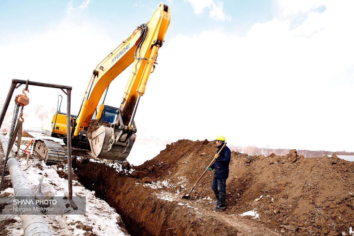 ۳۷۵ روستای دیگر آذربایجان غربی گازرسانی میشود