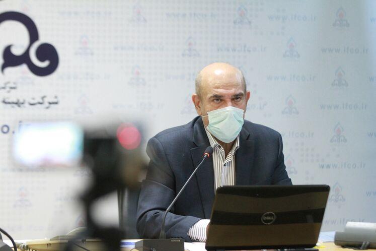 علی مبینیدهکردی، مدیرعامل شرکت بهینهسازی مصرف سوخت