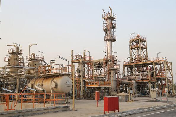 توسعه همکاری پالایشگاه ایلام با منطقه ۷ عملیات انتقال گاز
