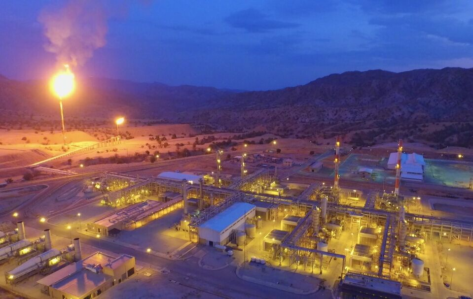 قابلیت اطمینان شبکه برق پالایشگاه ایلام افزایش یافت