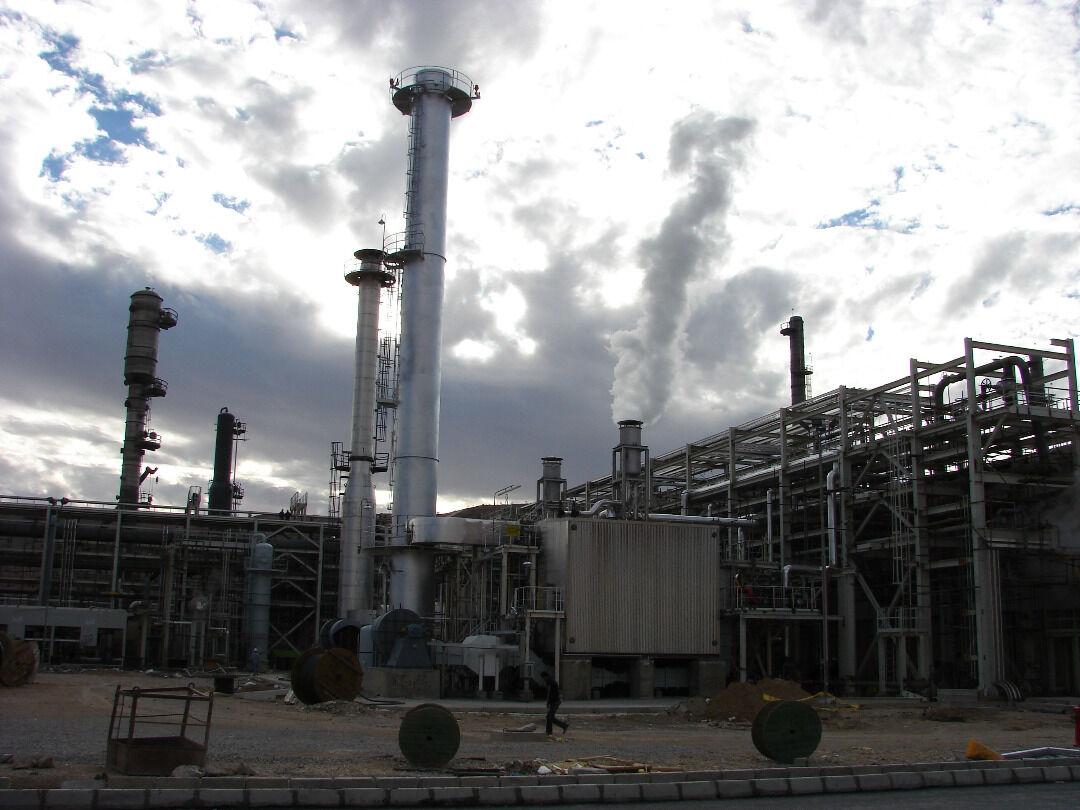 اتان با خلوص ۹۸ درصد در پالایشگاه گاز ایلام تولید میشود