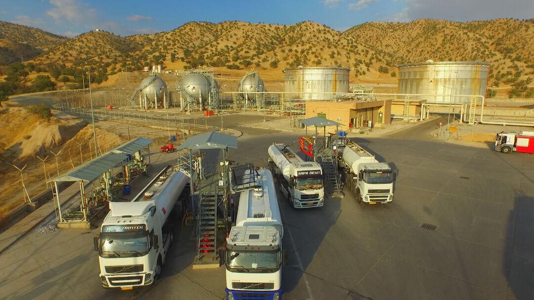 پایان موفق تعمیرات مخزن میعانات گازی در پالایشگاه ایلام