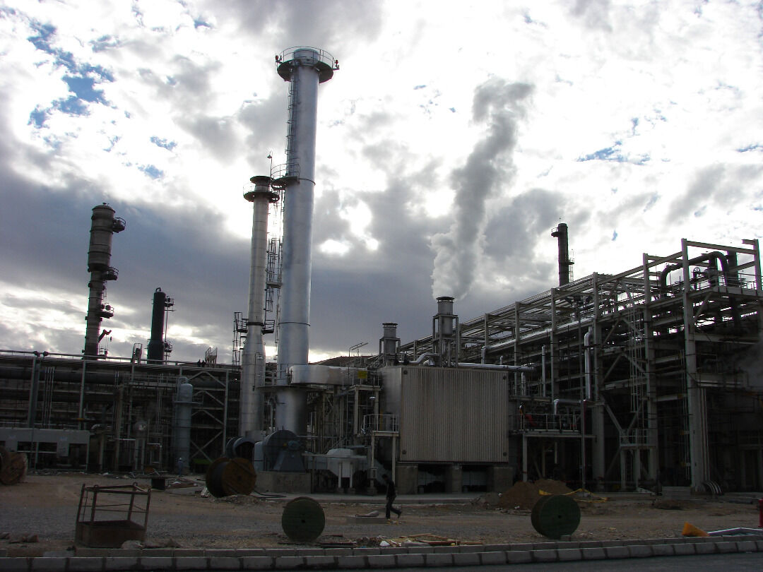 NIGC Boosts Iran Gas Processing