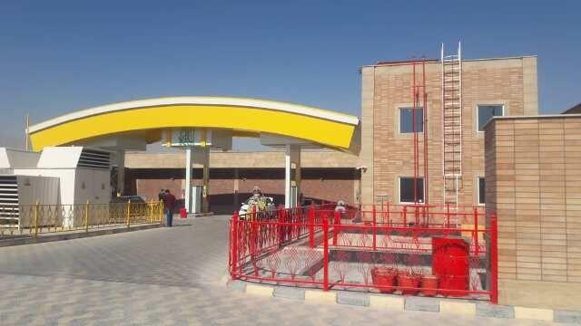 راهاندازی یکصدوشصتو سومین جایگاه سیانجی در استان اصفهان