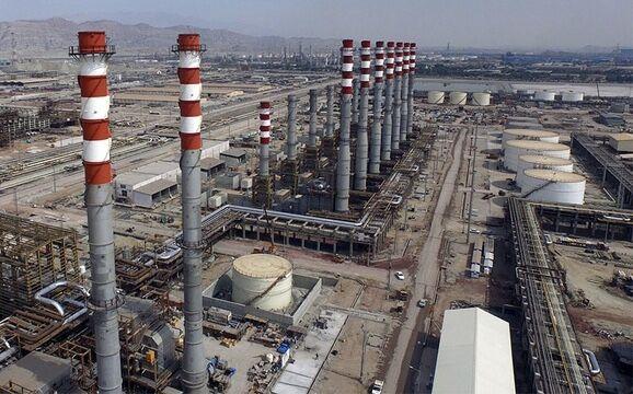 افزایش ۱۶ درصدی مصرف گاز در نیروگاههای استان فارس