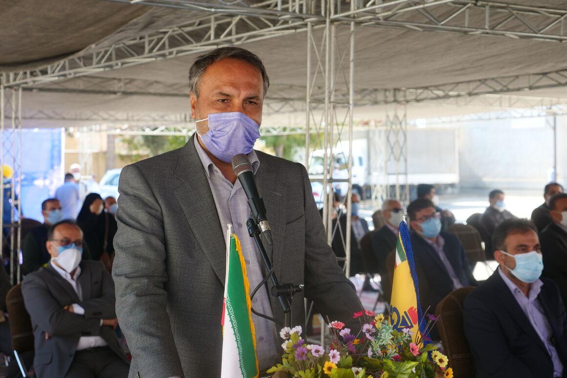 گازرسانی به شهرها و روستاهای کشور نتیجه اراده ملی است