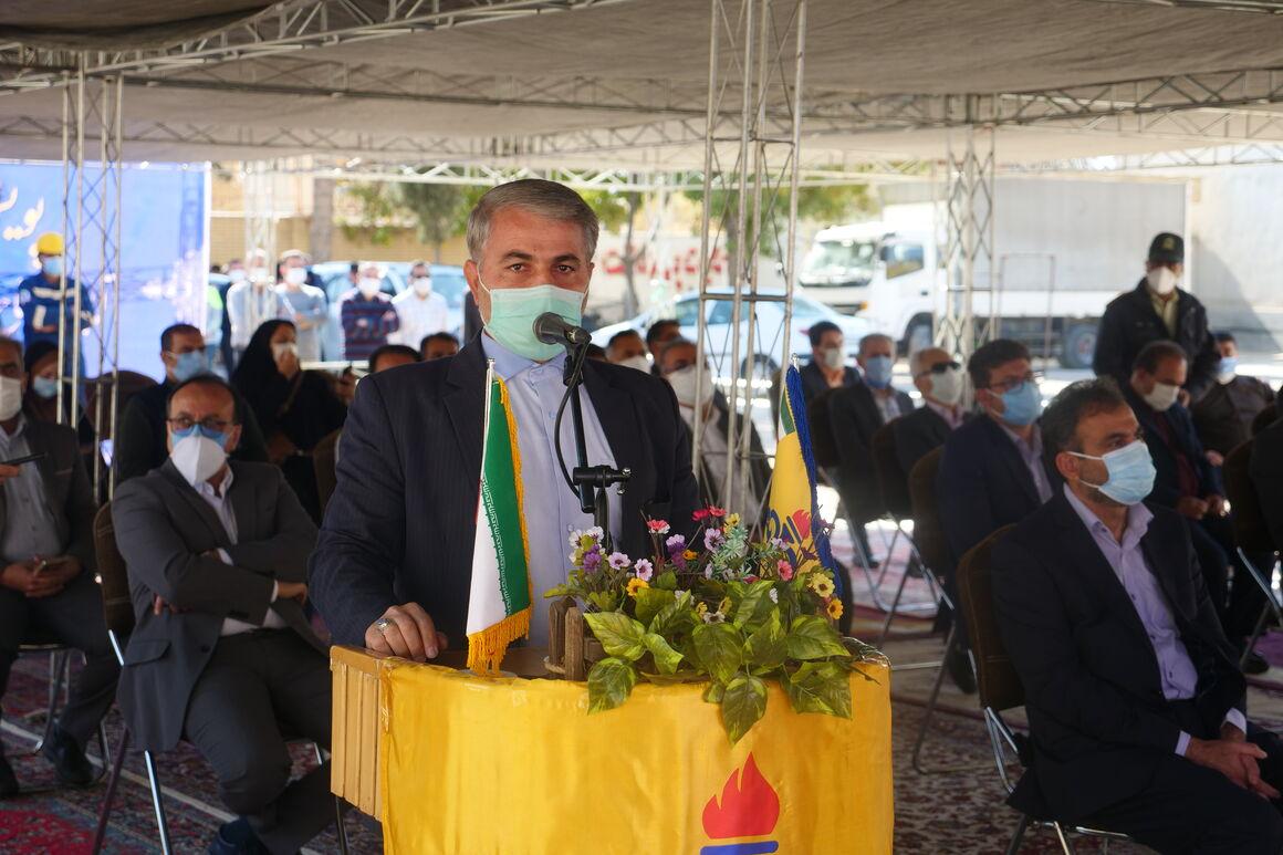 دولت در حوزه گازرسانی به شهرها و روستاها بالاترین نمره را به دست آورد