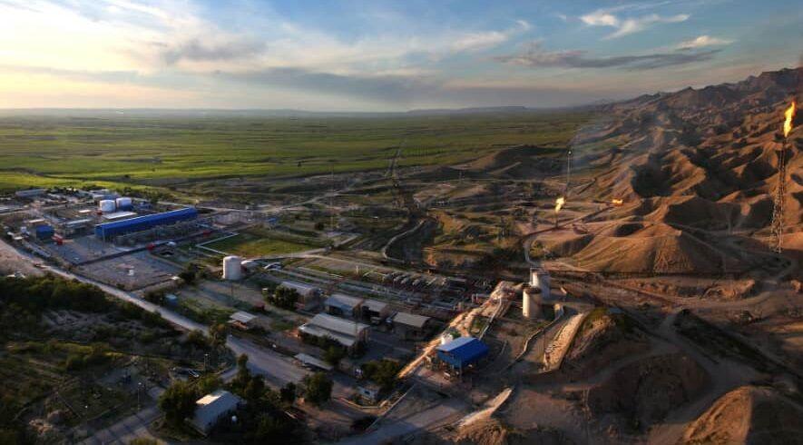 تکمیل عملیات اجرایی بخش زیرسطحی در میدان نرگسی