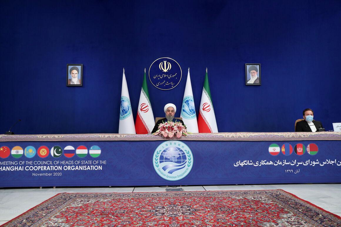 ایران قادر به تأمین انرژی کشورهای منطقه و اعضای سازمان شانگهای است