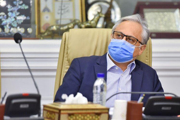 Afshin Javan, head of OPEC affairs at Iranian Ministry of Petroleum