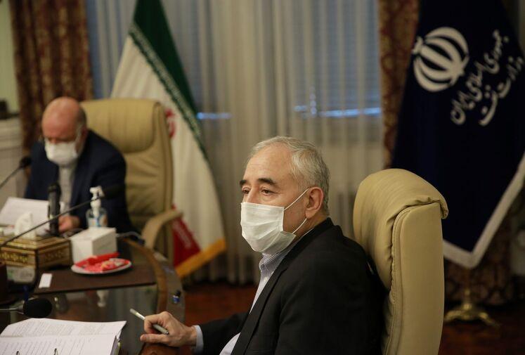 امیرحسین زمانینیا، معاون امور بینالملل و بازرگانی وزیر نفت، نماینده ایران در هیئت عامل سازمان کشورهای صادرکننده نفت (اوپک)