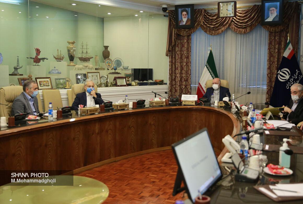 سخنان وزیر نفت در بیست و دومین نشست وزارتی جیئیسیاف