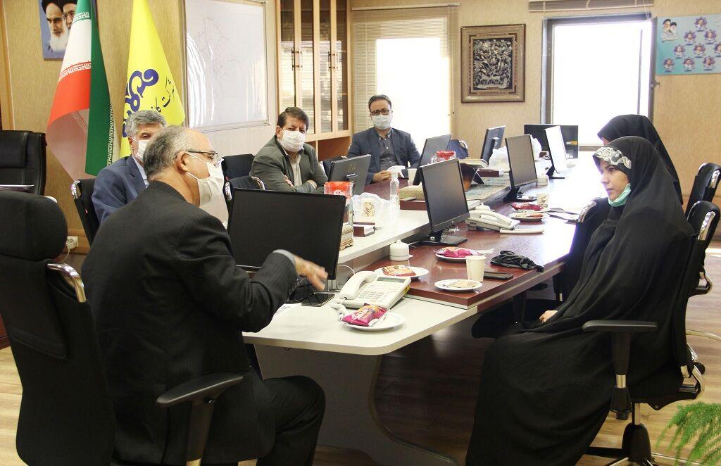روستاها و صنایع خور و بیانک اصفهان متقاضی گاز هستند