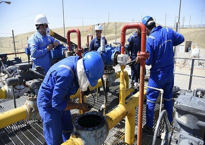 اعلام عملکرد نفت مناطق مرکزی در حوزه اچاسیی