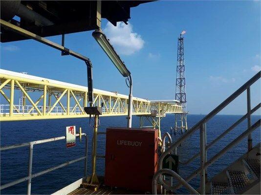 Gas Production Resumed at Phase 16 Platform