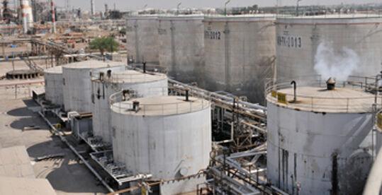 آتشسوزی کارخانه آبادان نفت پاسارگاد مهار شد