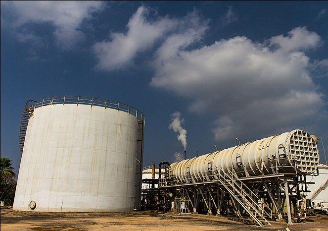 نخستین واحد پیشساخته فرآورش نفت در کشور