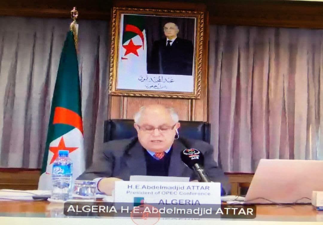 الجزایر: اوپک پلاس باید محتاطانه گام بردارد