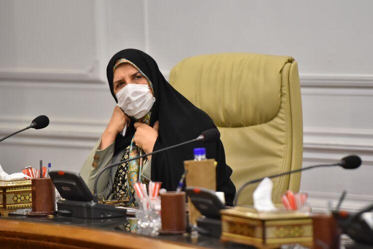 فاطمه تندگویان، مشاور وزیر نفت در امور بانوان و خانواده