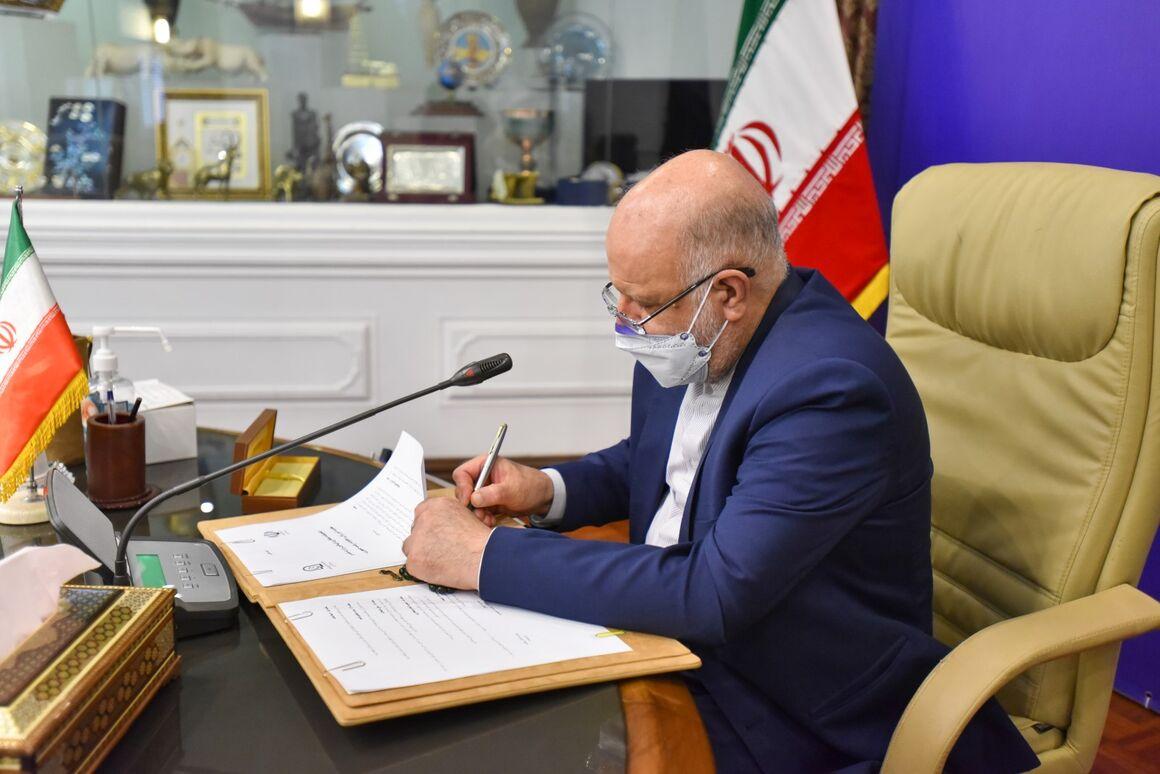 وزارت نفت و معاونت امور زنان ریاست جمهوری تفاهمنامه همکاری امضا کردند