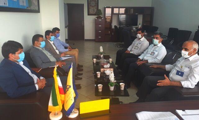 مجتمع گاز پارس جنوبی و سازمان فنی و حرفهای بوشهر همکاری میکنند