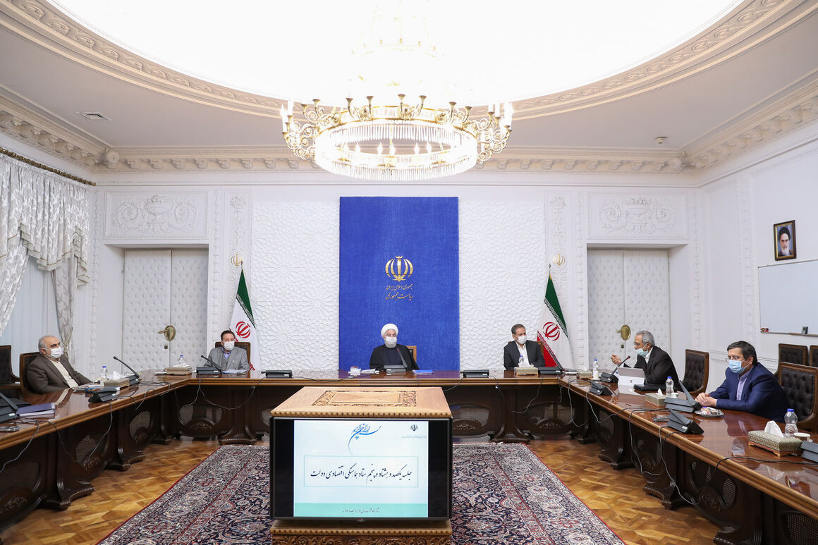 Iran Crude Oil Output, Sales Different next Year: Rouhani