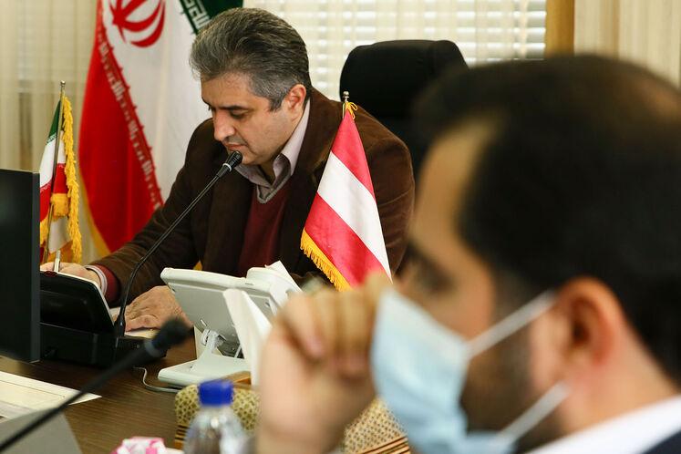 حسین اسماعیلی، مدیرکل اروپا، آمریکا و همسایگان خزر، معاونت امور بینالملل و بازرگانی وزارت نفت
