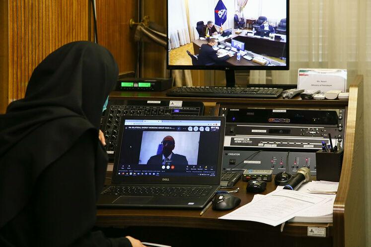 ششمین نشست کارگروه انرژی ایران و اتریش