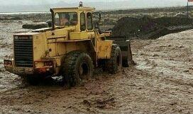 همیاری شرکت مهندسی و توسعه گاز در مهار سیل بوشهر