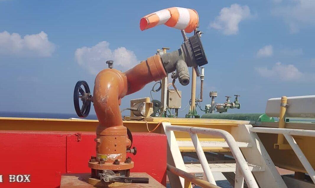 استانداردسازی هلیدک سکوی ایلام نفت فلات قاره