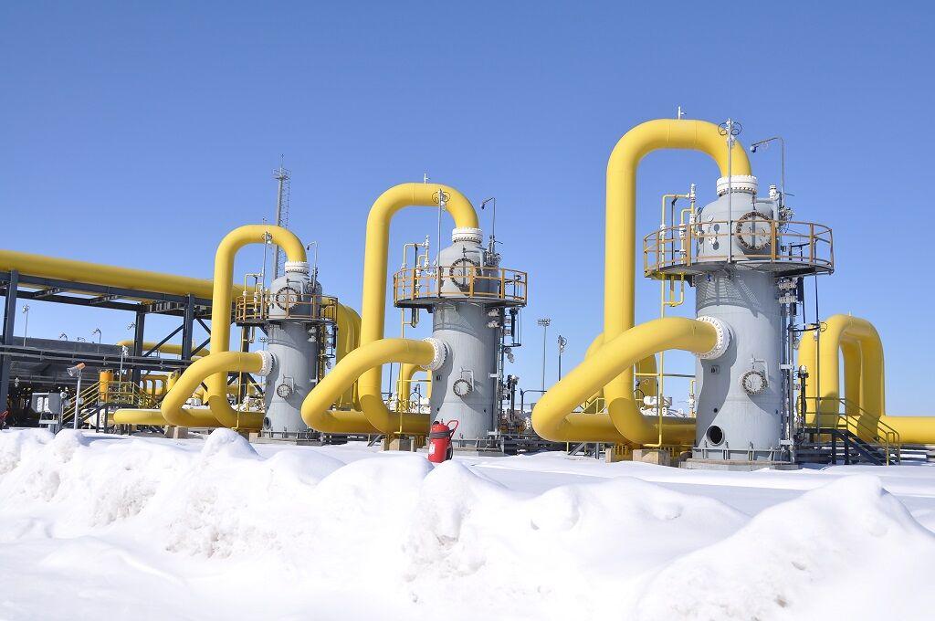 افزایش ۱۴ درصدی مقدار انتقال گاز در منطقه ۷