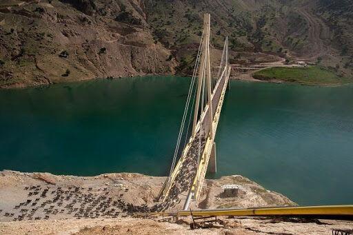 خط لوله نفتی مارون - اصفهان بهطور کامل عملیاتی شد