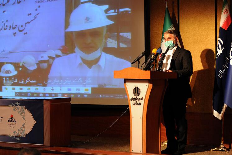 عبدالعلی رحیمی مظفری، عضو هیئت رئیسه کمیسیون انرژی مجلس شورای اسلامی