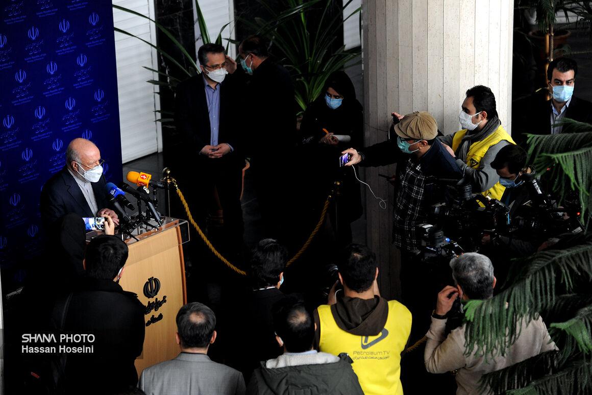 زنگنه: افزایش تولید نفت حق ایران است