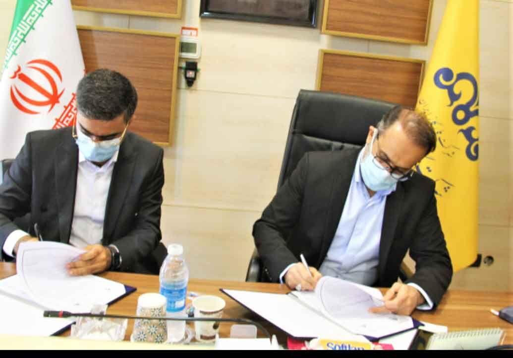 شرکت گاز بوشهر و بنیاد نخبگان تفاهمنامه همکاری امضا کردند