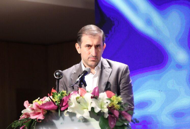 علی پژوهان، مدیرعامل شرکت پژوهش و فناوری پتروشیمی ایران