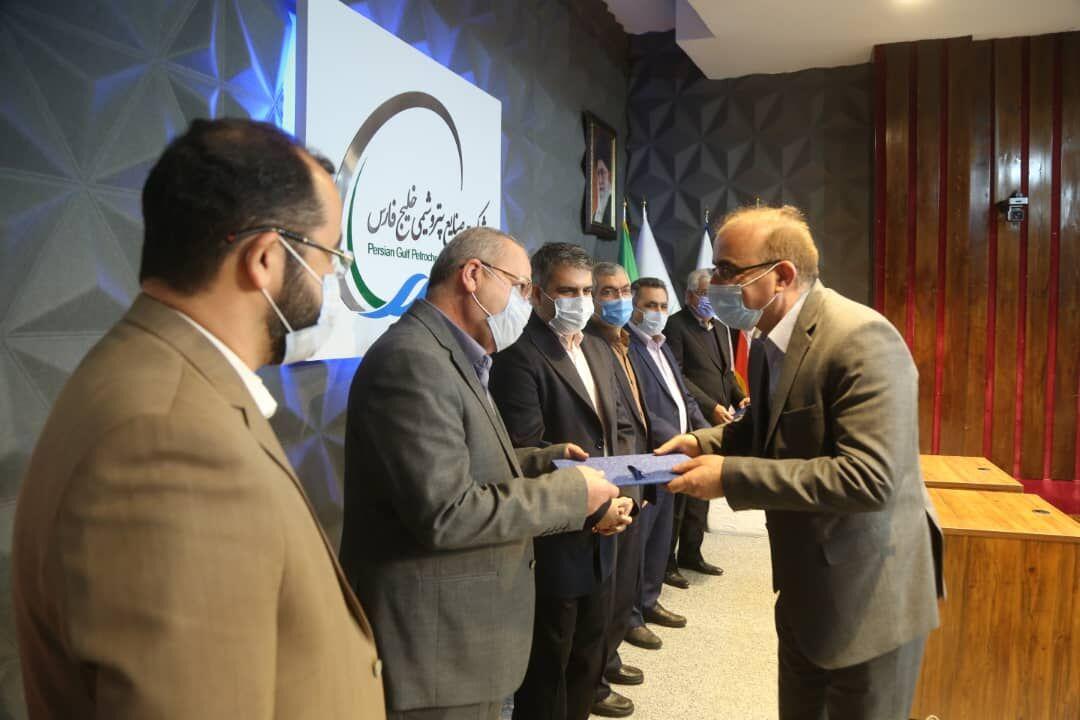اجرای ۶۲ پروژه تحقیق و توسعه در هلدینگ خلیج فارس