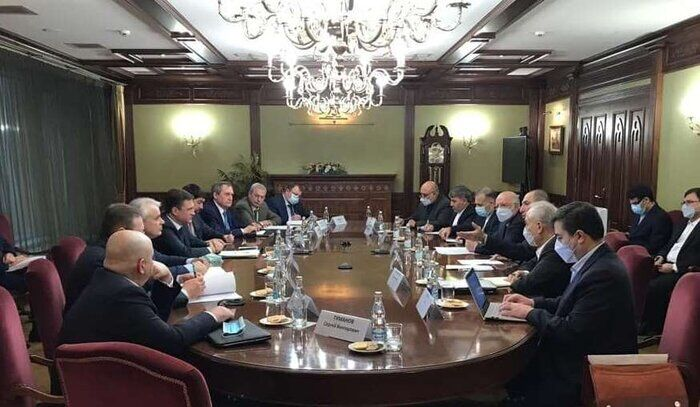 Iran Petroleum Minister meets with Russian Deputy Prime Minister