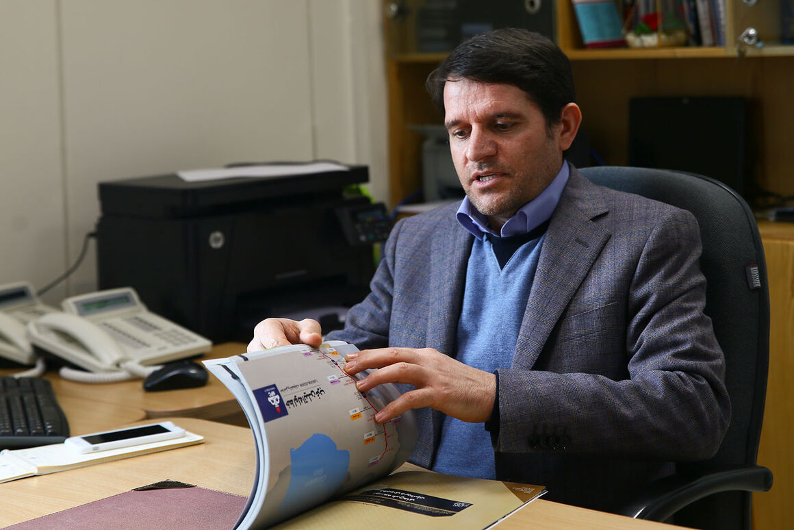 بهکارگیری تازهترین الگوی تعالی سازمانی اروپایی در صنعت پتروشیمی ایران