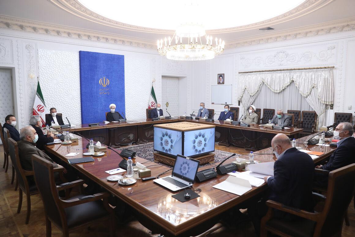 نخستین نشست مشورتی دولت و مجلس برای بودجه ۱۴۰۰ برگزار شد