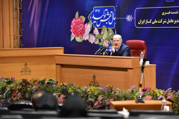 حسن منتظرتربتی، معاون وزیر نفت و مدیرعامل شرکت ملی گاز ایران